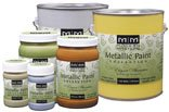 MODERN MASTERS ME194-GAL  Metallic Paint Iridescent Gold