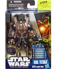 Clone Wars Figures Star Wars (Star Wars Clone Wars Exclusive Action Figure Kul Teska)