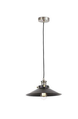 (Wellindal Marlin Pendant Lamp 1 X E27 60W)