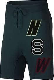 NIKE Mens NSW Fleece Sportswear Shorts
