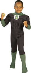 Green Lantern Small Child Costume