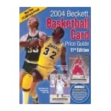 Beckett Basketball Card Price Guide with Cards