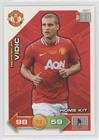 Nemanja Vidic (Trading Card) 2011-12 Panini Adrenalyn XL Manchester United - [Base] #007