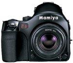 Mamiya 645AFd Medium Format SLR Camera (Body only) (Best 645 Medium Format Camera)