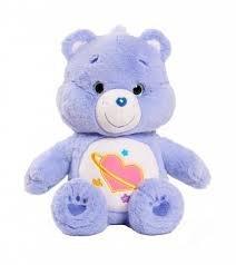 "Just Play Care 12"" Medium Plush, Daydream Bear Doll"