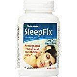 Naturalcare Sleepfix Capsules, 60 Count