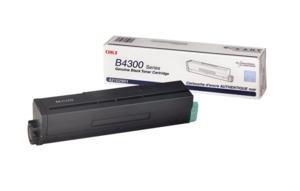 Oki B4350 Series High Yield Toner, 6000 Yield - Genuine Orginal OEM toner