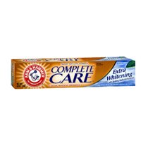 A&H Cmplete Care Ex Whitn Size 6z Arm & Hammer Complete Care Toothpaste Extra Whitening Fresh Mint 6 Ounce - Hammer Complete Care Toothpaste