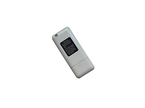 Easytry123 Remote Control For Comfort-aire RG52A1/BGEFU1 SMA09SA-0 SMH09SA-0 SMA12SA-0 SMH12SA-0 SMA18SA-1 SMH18SA-1 Air Condtioner by Easytry123 (Image #1)