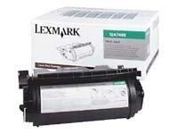 T634n Laser Printer - Lexmark 12A7465 OEM Toner - T632 T634 X632 X634 Extra High Yield Return Program Toner (32000 Yield)