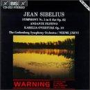 Jean Sibelius: Symphony No. 5; Andante Festivo; Karelia Overture