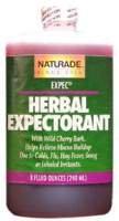 NATURADE, Herbal Expectorant Cough Syrup - 4 fl oz