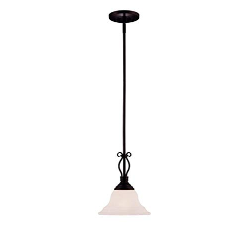 (Savoy House KP-SS-130-1-13 One Light Mini Pendant)