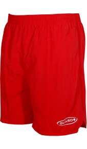TYR Guard Deck Shorts, Red, X-Large (Deck Apparel Tyr)