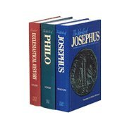 Early Church History Library, 3 Volumes (Philo - Josephus - Eusebius) (3 Volumes) (Early Church History Library)