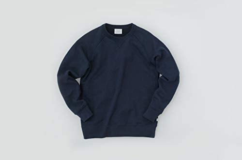 THE(ザ) Navy XL The Sweat Crew Neck Pullover 1004-0908-201-15