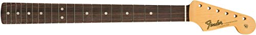 (Fender American Original 60's Stratocaster - Replacement Electric Guitar Neck - Rosewood Fingerboard)
