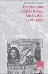 Empire und Totaler Krieg: Australien 1905-1918
