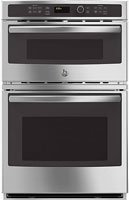 """GE JK3800SHSS 27"""" Stainless Steel Electric Combination Wall Oven"""