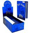 ZIG ZAG ROLLING PAPERS ULTRA THIN 1 1/2'' 32 LEAVES UNFLAVORED FLAVOR PACK OF 24 by Zig-Zag