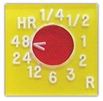 X-Ray Timer Markers - Hour