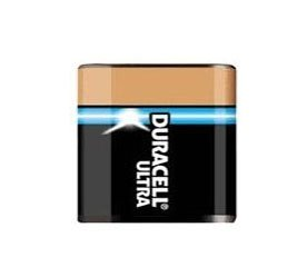 Duracell CR-P2 Lithium 6V Photo Battery CRP2