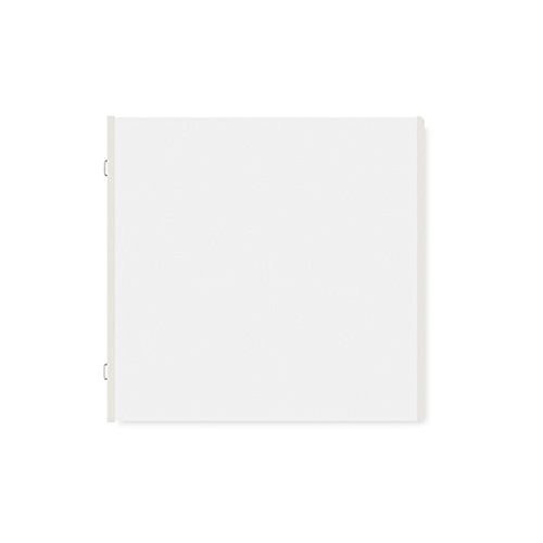 White 8x8 Pages with Protectors by Creative Memories from Creative Memories