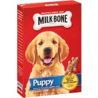 Milk-Bone Puppy Dog Biscuits 24 oz (Pack of 12) by Mike-Bone