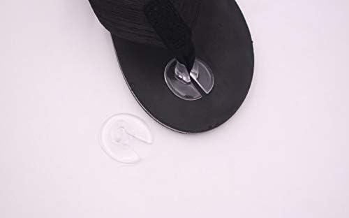 Silicone Thong Sandal Toe Protectors Silipos Sandal Flip