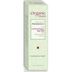 Organic Rituals Daily Facial Moisturizer with Certified Organic SOY OIL 4.0 Oz by Kodiake
