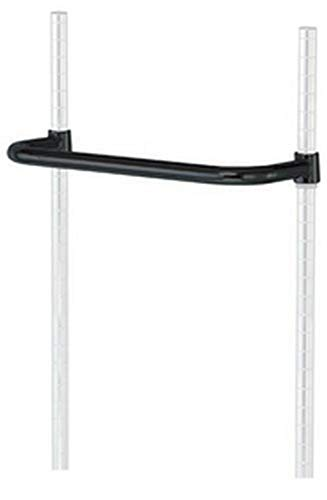 Quantum Push Handles for Wire Shelving Kit, NSF, Black EPOXY by Quantum Food Service