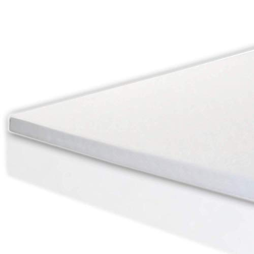 Memory Foam Topper King 2 Inch Thick, Ultra-Premium Memory Foam Mattress Topper