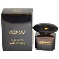 Versace Crystal Noir by Versace for Women Eau De Toilette Splash , 5 ml Sold By HERO24HOUR Thank - Infants Versace For