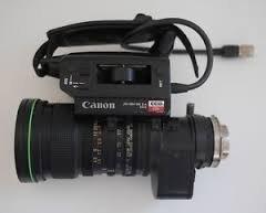 - CANON B4 TV ZOOM LENS 9-117MM F1.6 J13x9B II-A MACRO PANASONIC AF100 GH2 GH3