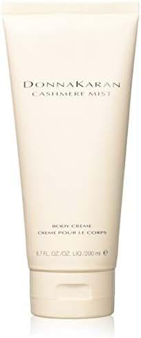 Donna Karan Cashmere Mist Body Creme for Women, 6.7 Ounce