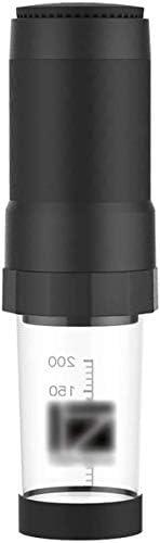 Espressomaschinen HL-TD Tragbare Kaffeemaschine, Manuelle Kompatibel Mit Gemahlenem Kaffee for Heim Mühle