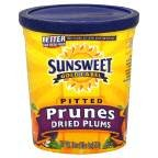 Sunsweet Prunes Pitted 18 OZ (Pack of 24) by Sunsweet (Image #1)