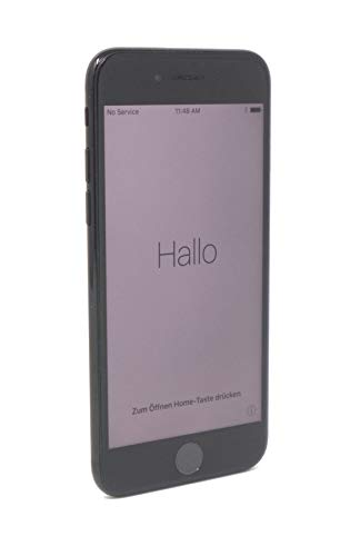 Apple iPhone 7, 256GB, Jet Black - For T-Mobile (Renewed)