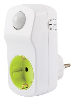 Lafayette energy-saving Sensor On/Off para sensor de movimiento socket