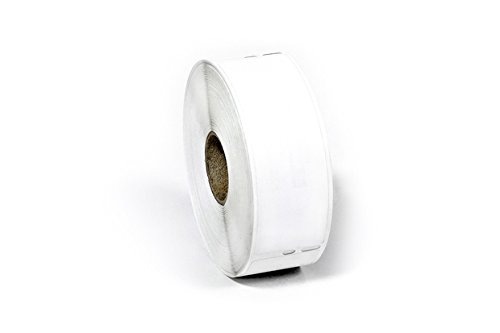 BTL-30252REM-10pk Size 1.125''x3.5'' White Dymo 30252 Removable Labels - 10 Rolls per Pack - Bay Tech Label by Bay Tech Label - Dymo