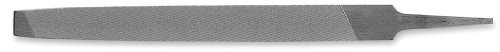 (Mercer Abrasives BMRS12 Mill Files, Single Cut, Smooth, 12-Inch)