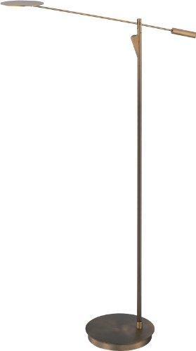 Hunter Lighting Torchiere Floor Lamp - 7