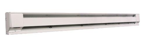 - Fahrenheat F2516 6' 120V BASEBOARD HEATER, White