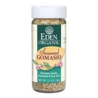 Eden Foods Organic Gomasio - Sesame Salt - Seaweed - 3.5 oz - Case of 3 by Eden (Image #1)