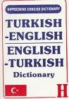 English-Turkish - Turkish-English Concise Dictionary, Mladen, Davidovic, 0781801613