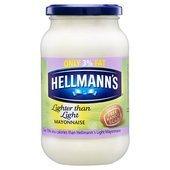 Hellmann's Lighter than Light Mayonnaise 600g