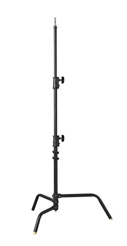 Rock Solid Master C-Stand - Black by Tether Tools