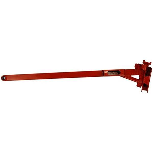 Left Hand SPI Trailing Arm Polaris Edge RMK Models 2002 2003 2004 Red