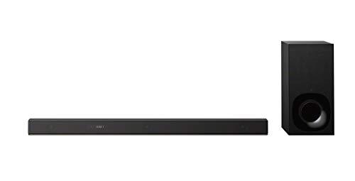 Sony HT-ZF9 – Barra de sonido 3.1 con Alexa Integrada (Dolby Atmos, DTS:X, HDMI, Bluetooth, Wi-Fi, compatible con 4K HDR…