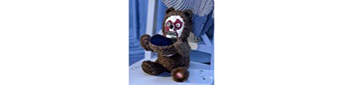 Face Off Bear by tekky Toys Brown Ages 15+ -